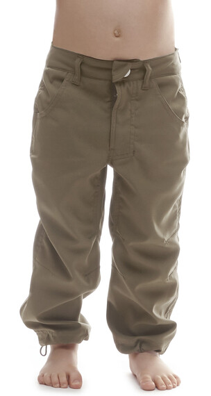 Houdini Kids Clamber Pant Cheroot Brown
